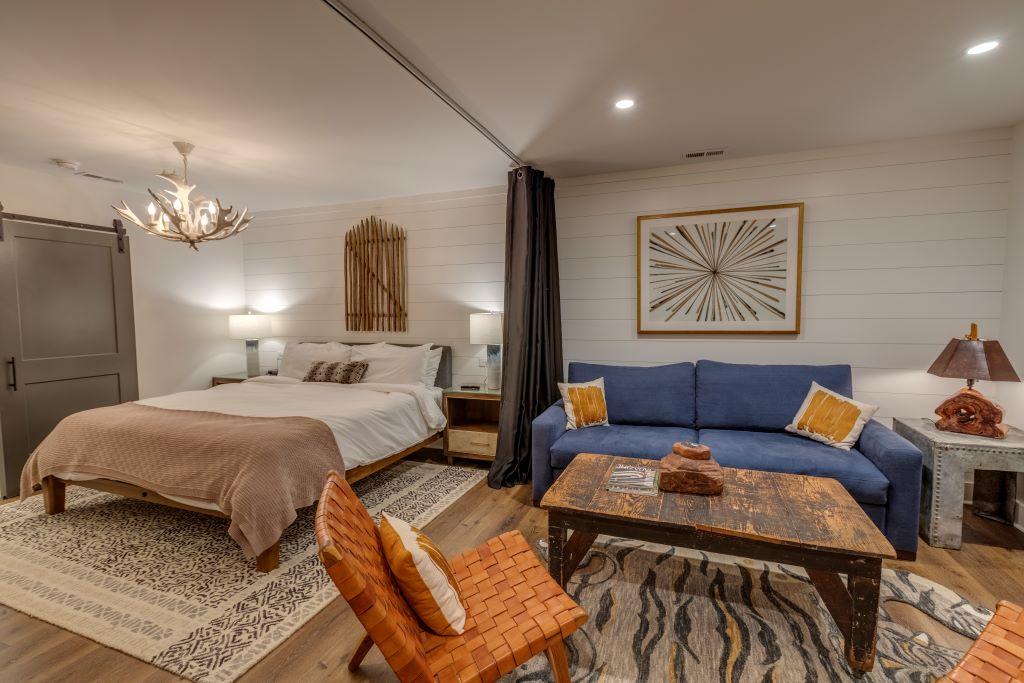 Lofts-Padgett bed