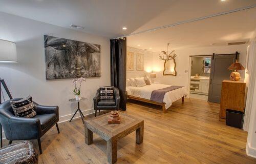 Bartram - Living & Bedroom